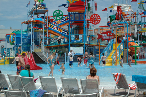 The Renovation Of Jenkinson S Breakwater Beach Waterpark At Pier Formally Water Works Offers Our Customers A Fun And Exciting Family Attraction